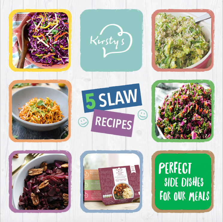 5 Amazing Slaw Side Dish Recipes Perfect With Kirstys Meals